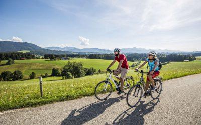 Fahrradtouren am Chiemsee
