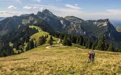 Gipfelstürmer – auf zur Kampenwand