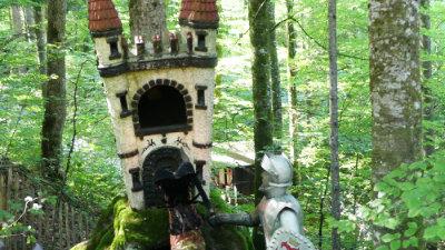 Freizeitparks im Chiemgau